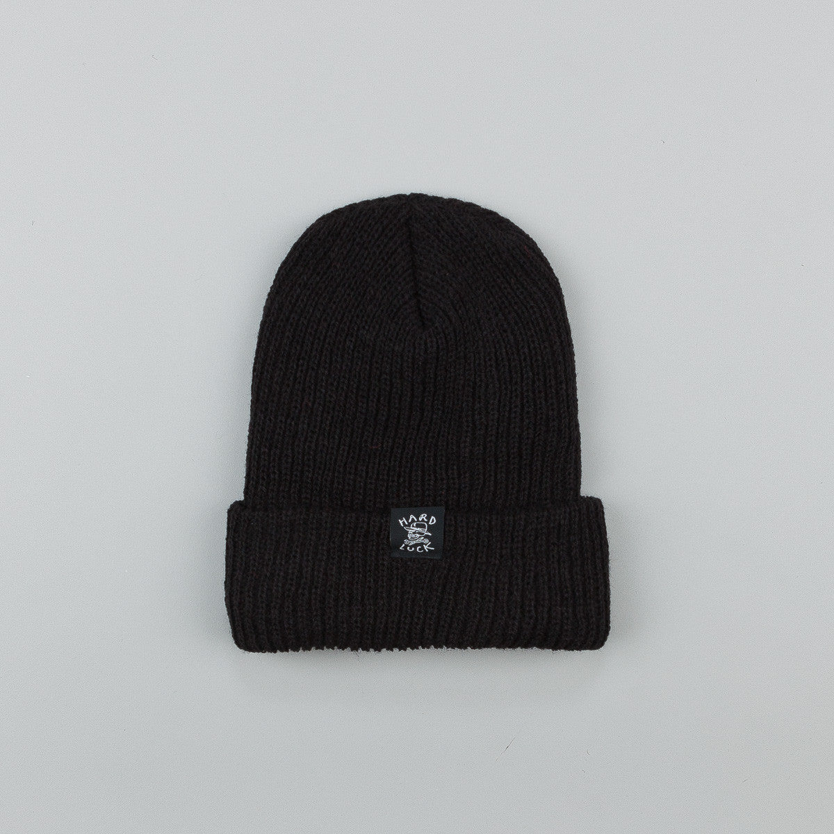 Hard Luck Beanie Black