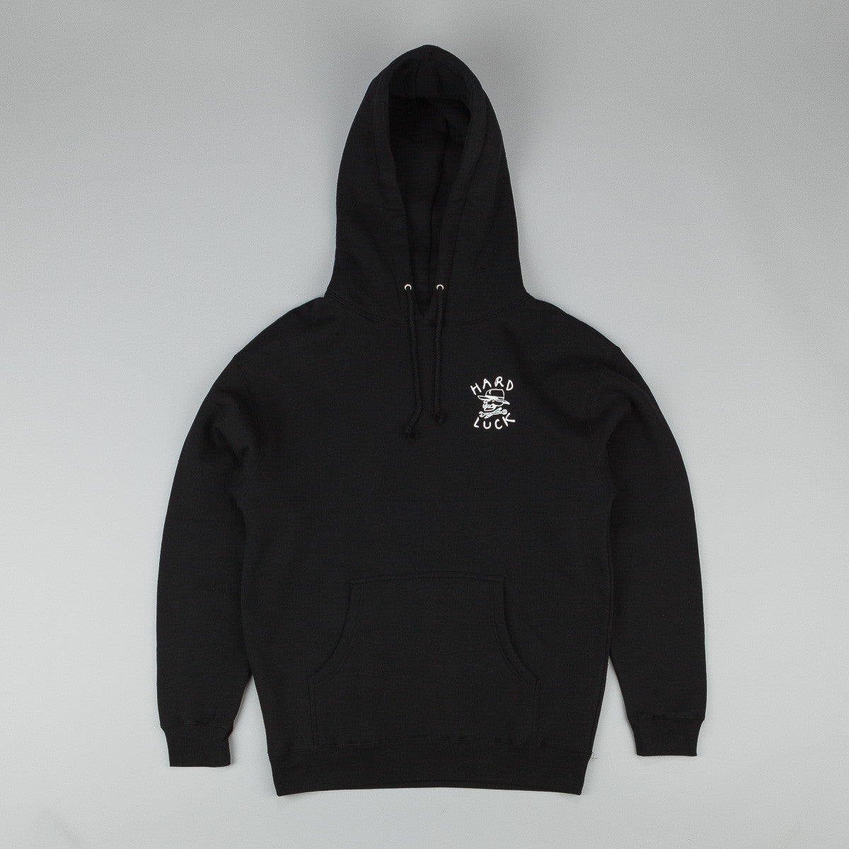Hard Luck Hooded Sweatshirt Black