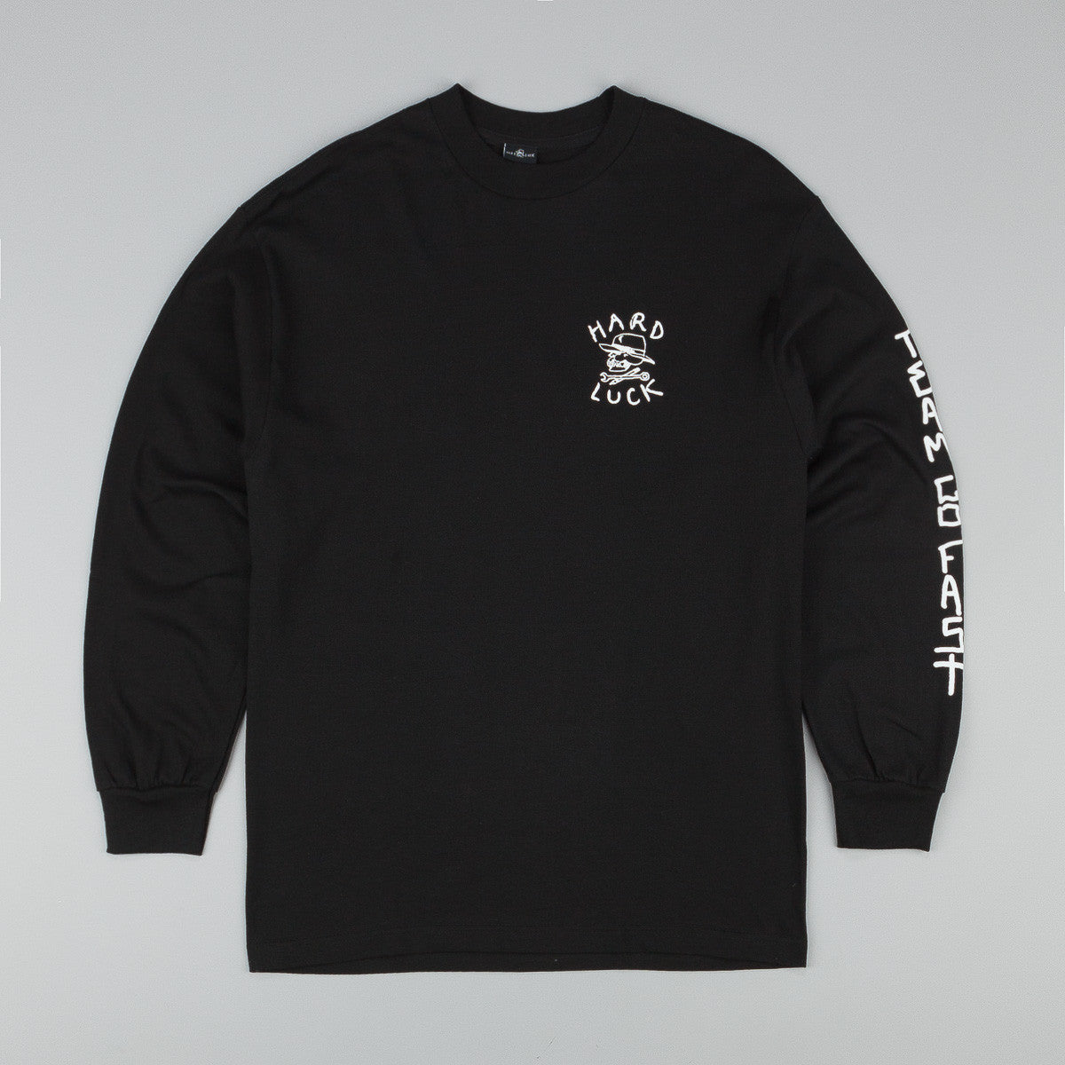 Hard Luck OG Logo Long Sleeve T-Shirt