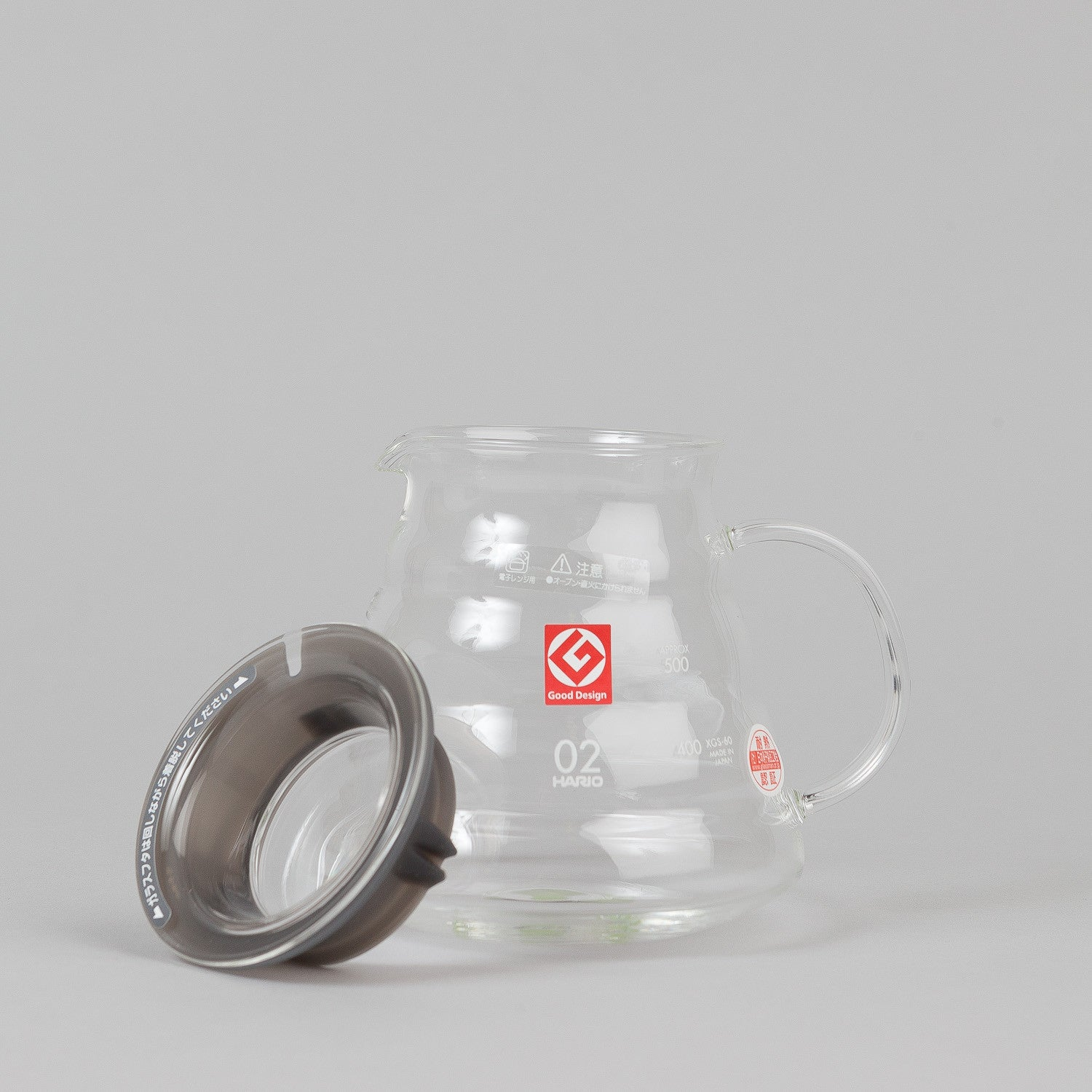 Hario V60 Range Server - Clear