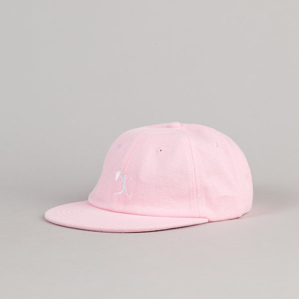 Helas Baller 6 Panel Cap - Light Pink