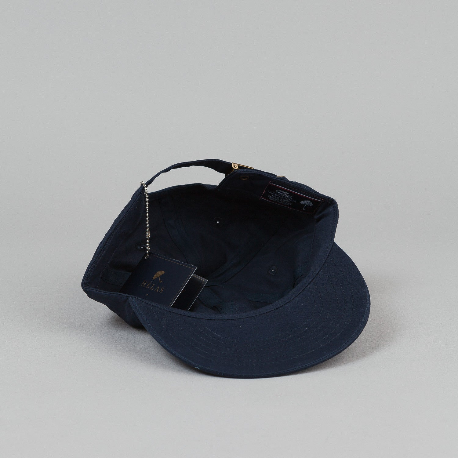 Helas Baller 6 Panel Cap - Navy
