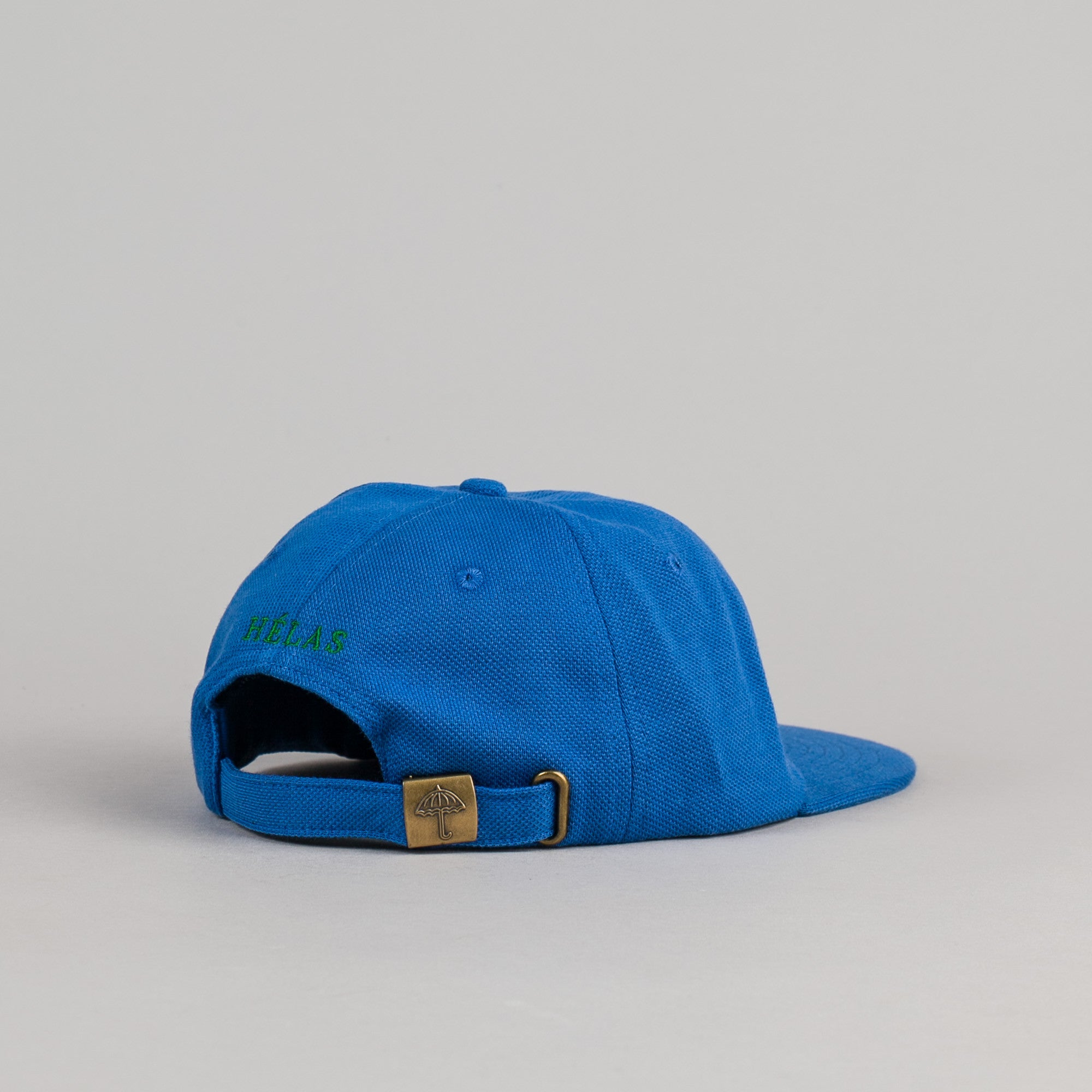 Helas Baller 6 Panel Cap - Royal Blue