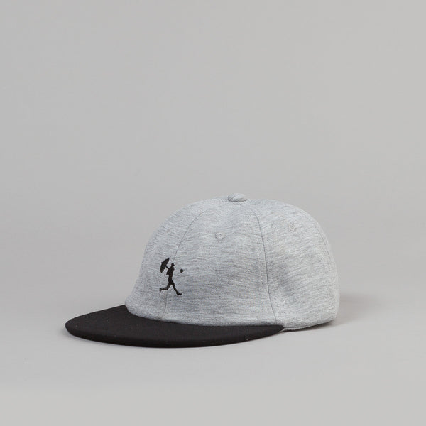 Hĩlas Baller 6 Panel Cap - Grey / Black