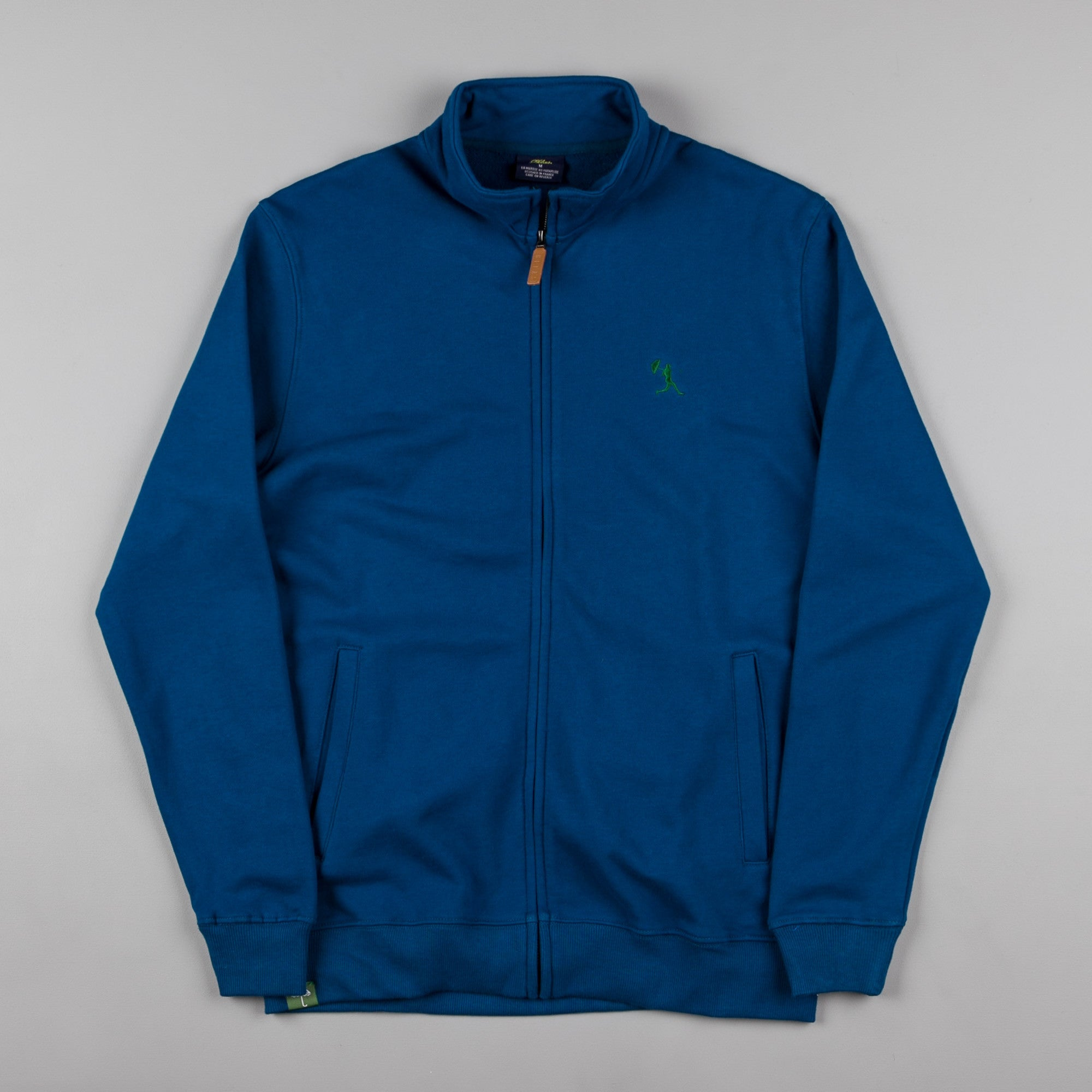 Helas Baller Full Zip Jacket - Blue