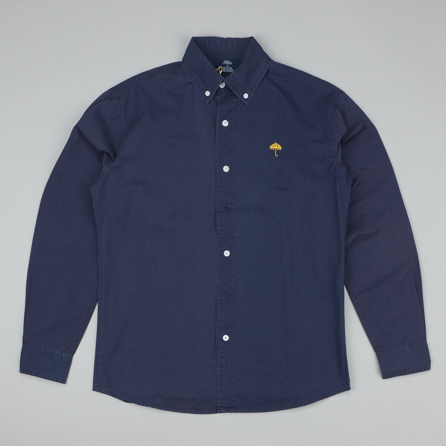 Helas Classic Long Sleeve Button Shirt