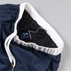 Helas Classic Sweatpants - Navy / White