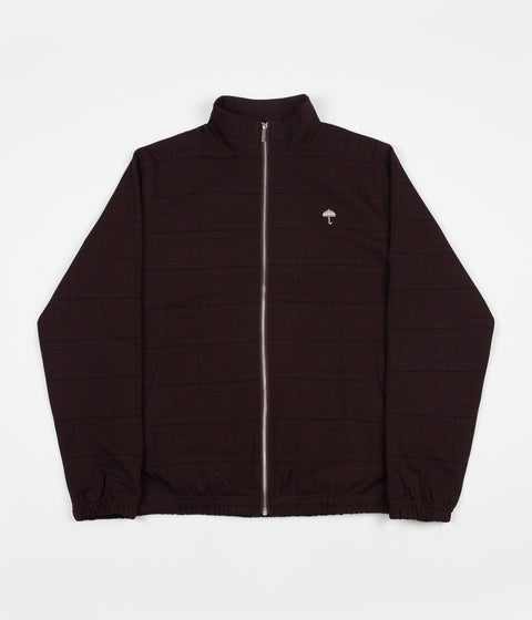 Helas Costard Jacket - Burgundy