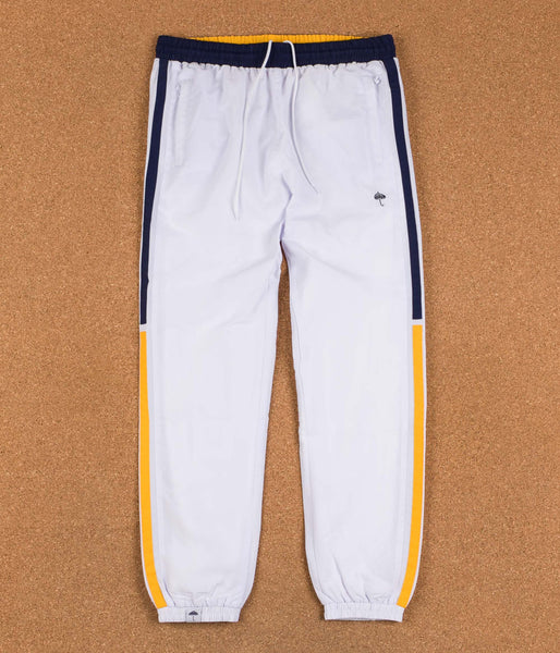 Helas Gang Tracksuit Sweatpants - White