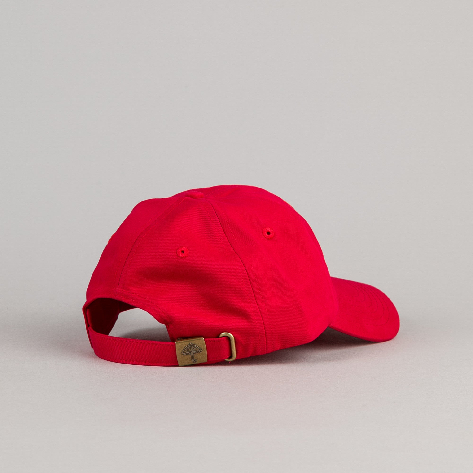 Helas H 6 Panel Cap - Red
