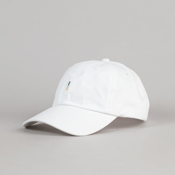 Helas H 6 Panel Cap - White