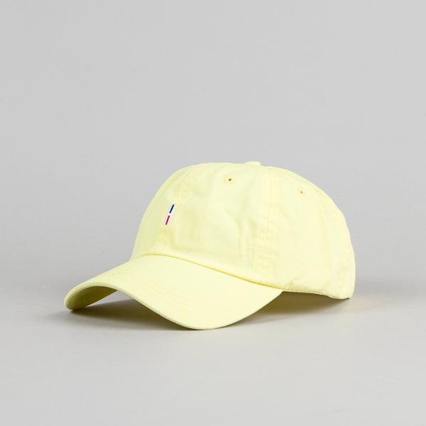 Helas H 6 Panel Cap - Pastel Yellow
