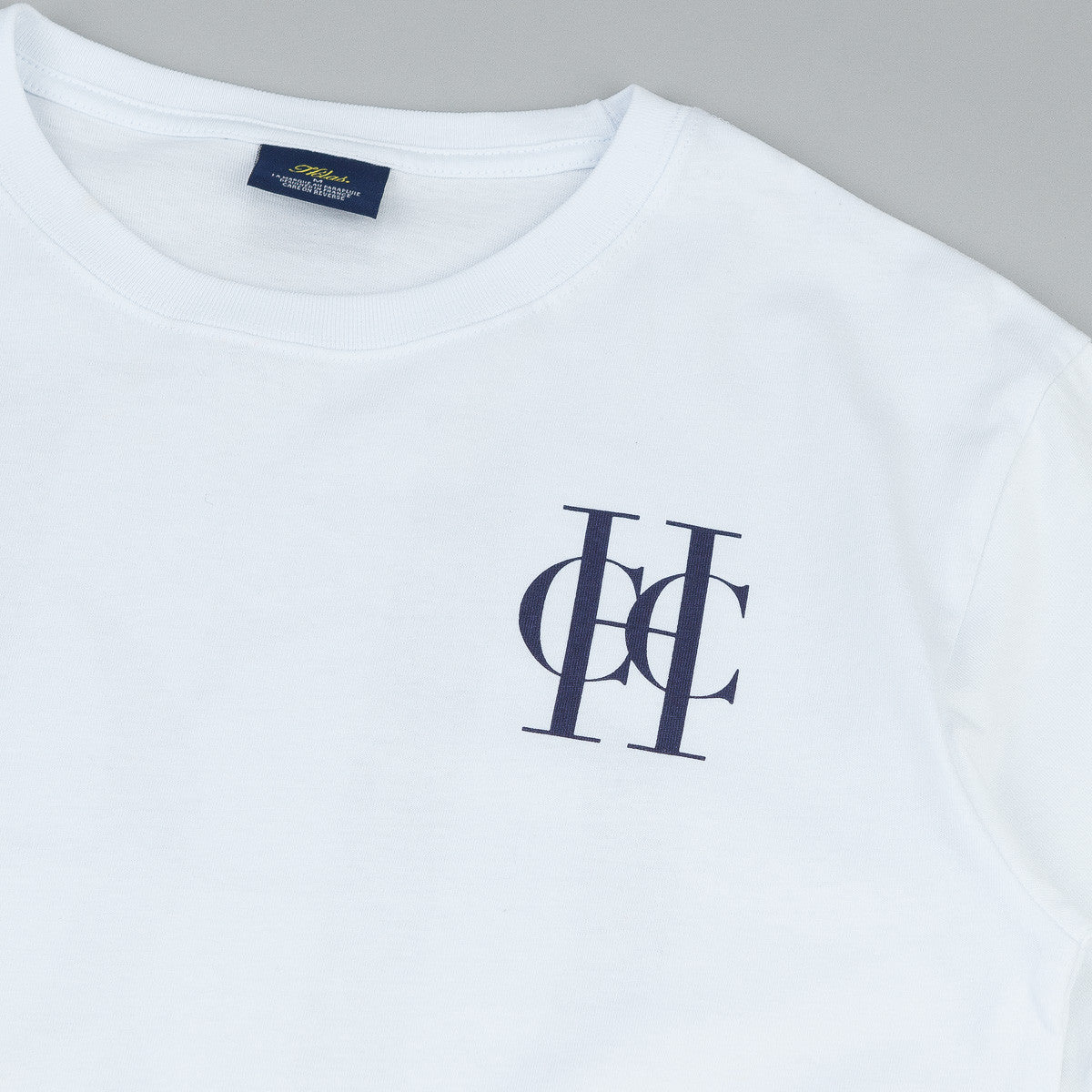 Helas HCC Caps Club T-Shirt - White