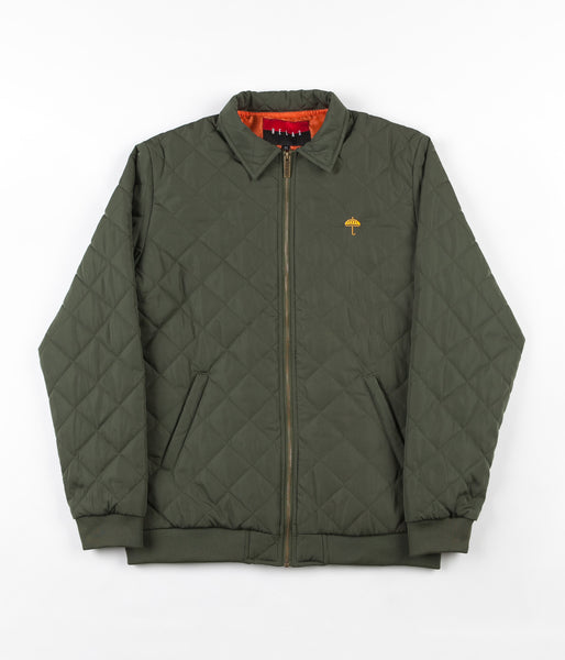 Helas Jockey Jacket - Green