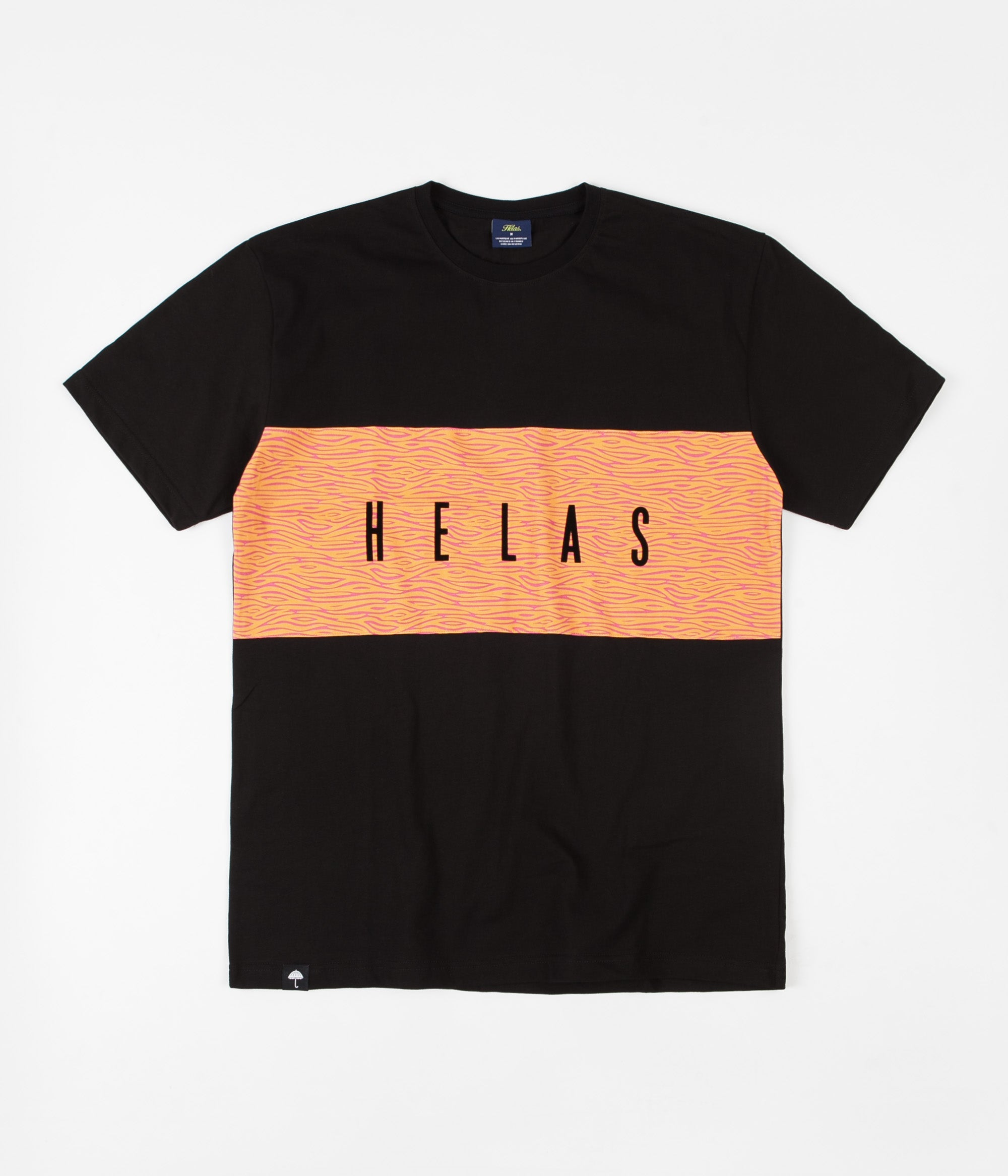 Helas Jungle T-Shirt - Black