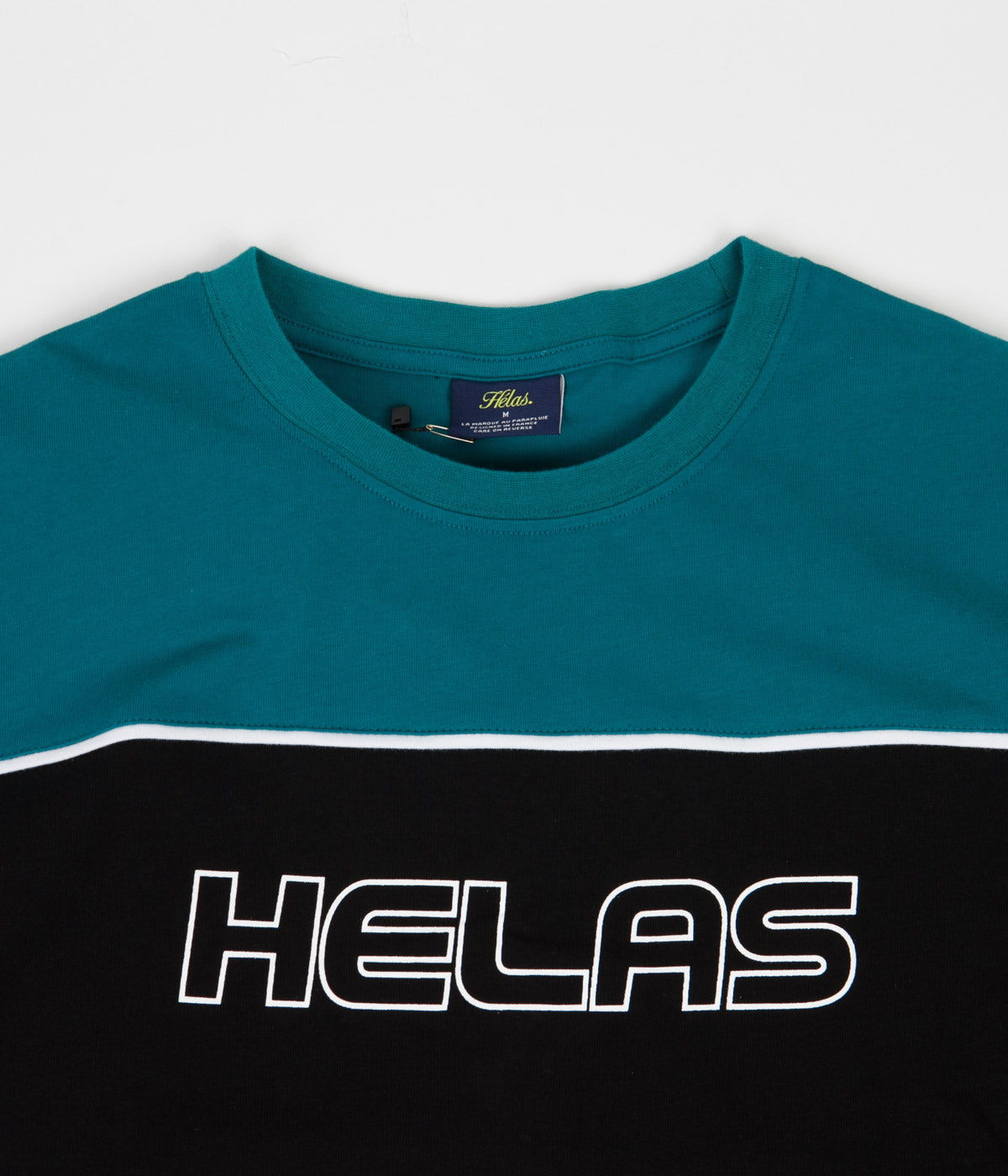 Helas Peps T-Shirt - Black