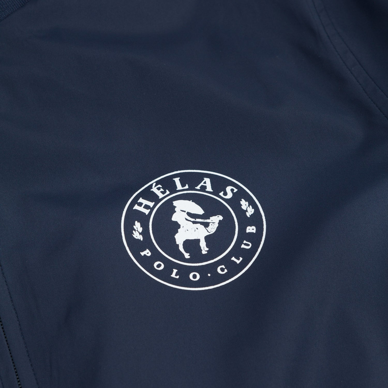 Helas Polo Club Jacket - Navy