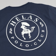 Helas Polo Club T-Shirt - Navy