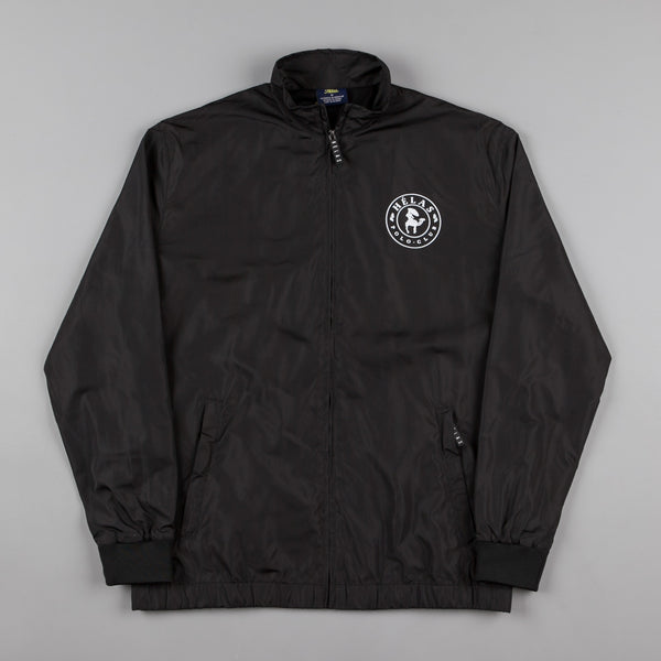 Helas Polo Club Tracksuit Jacket - Black