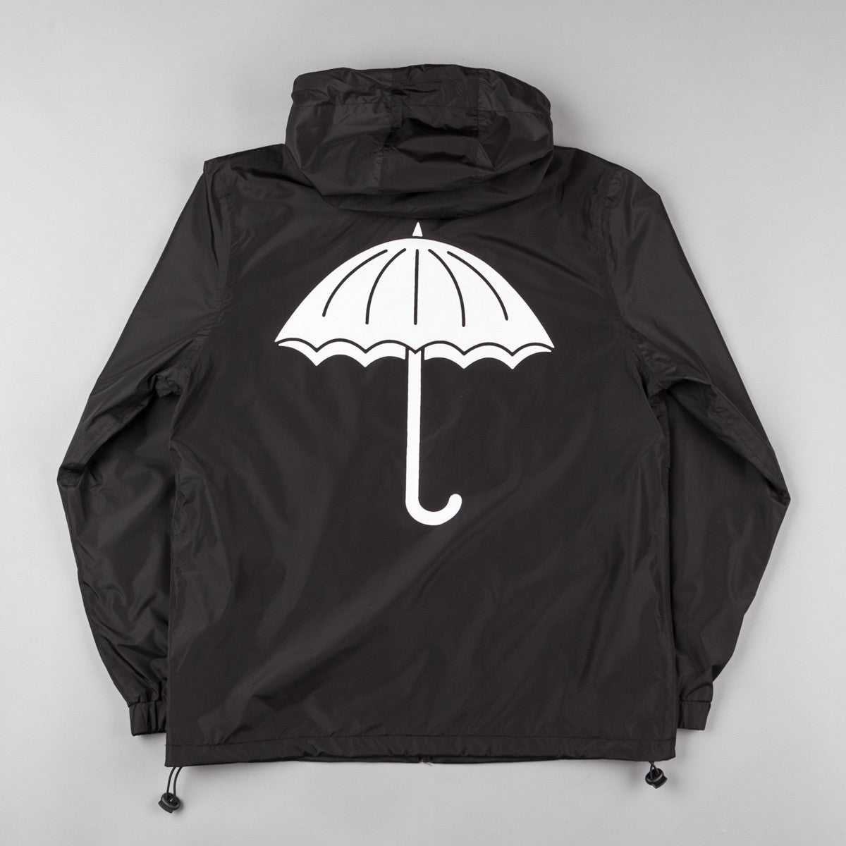 Helas Rain Jacket - Black