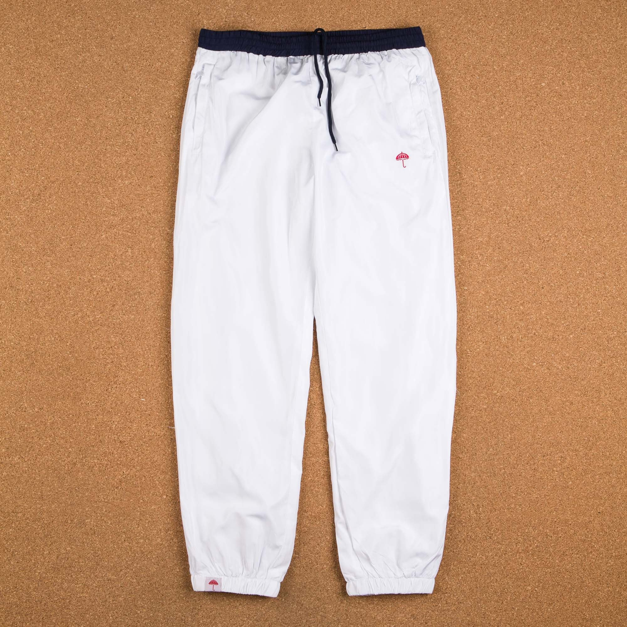 Helas S.U.T Sweatpants - White / Blue