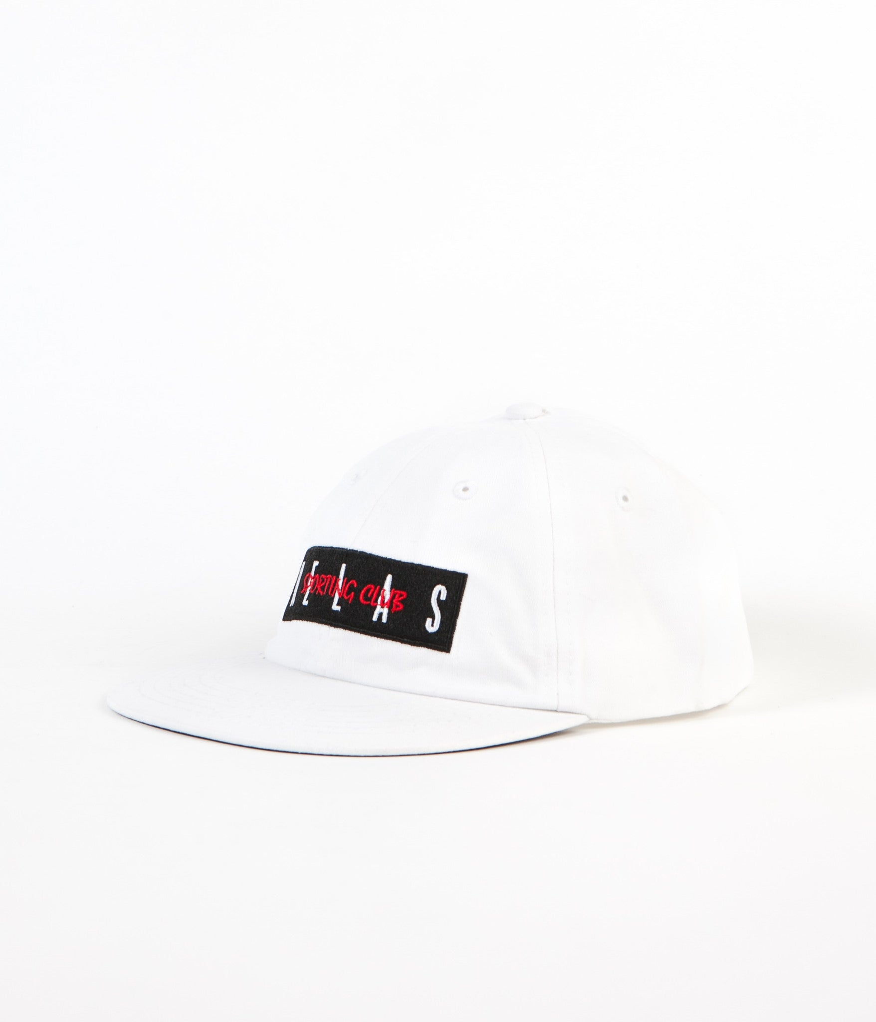 Helas Sporting Club Cap - White