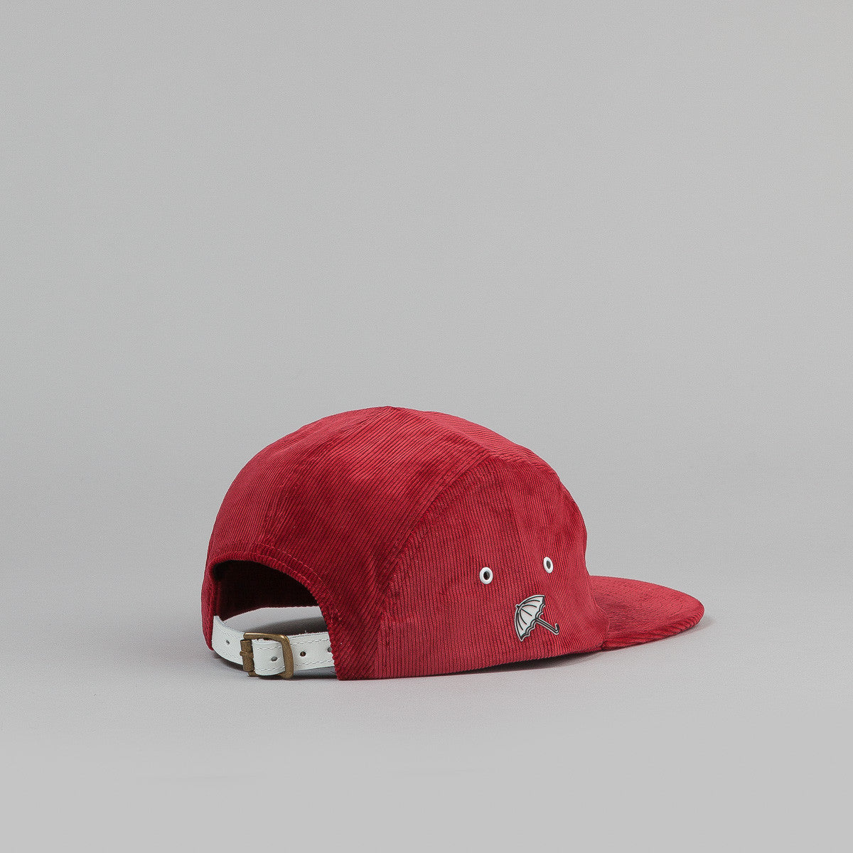 Helas Sunday 5 Panel Cap - Burgundy