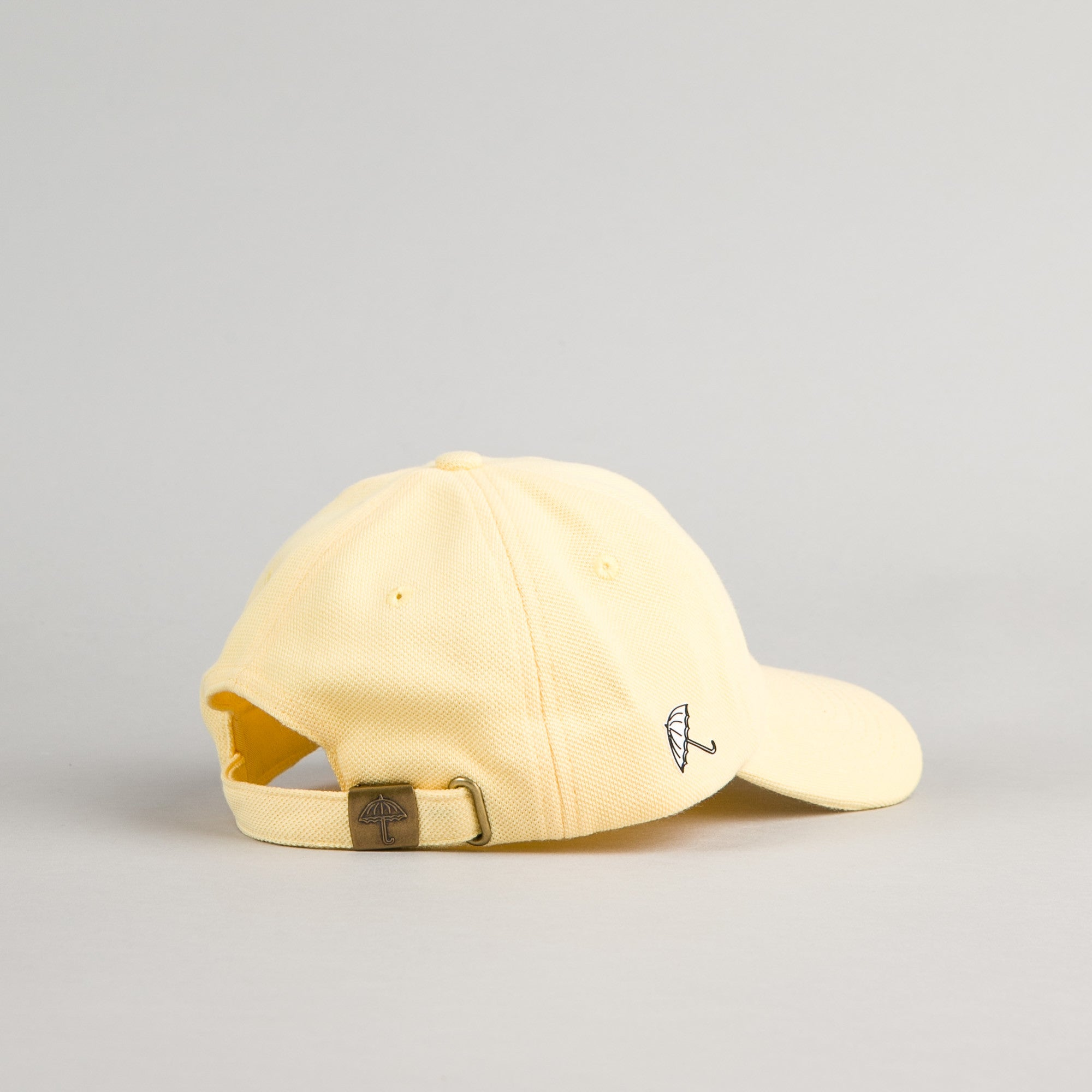 Helas Sunday Cap - Pastel Yellow
