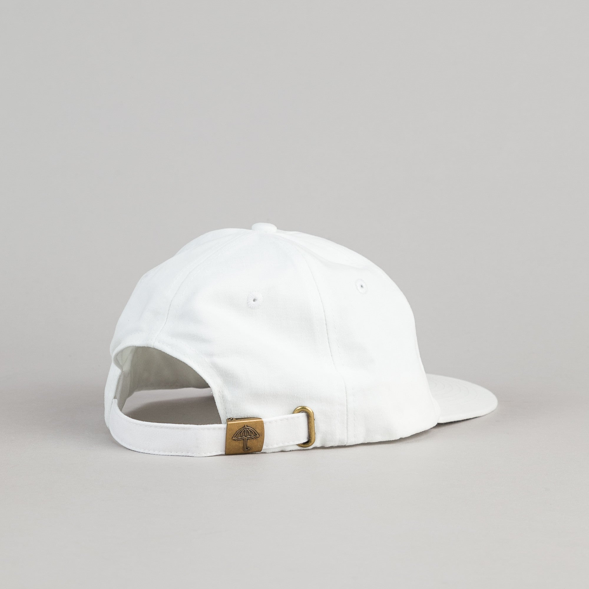 Helas Supersonics 6 Panel Cap - White
