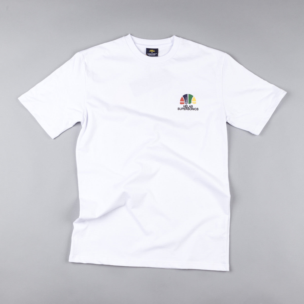 Helas Supersonics T-Shirt - White