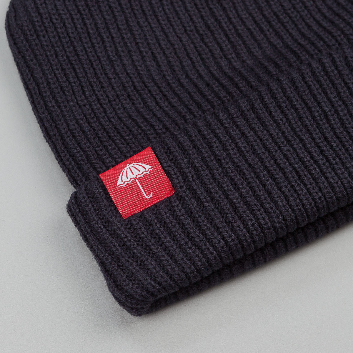 Helas Umbrella Beanie - Navy