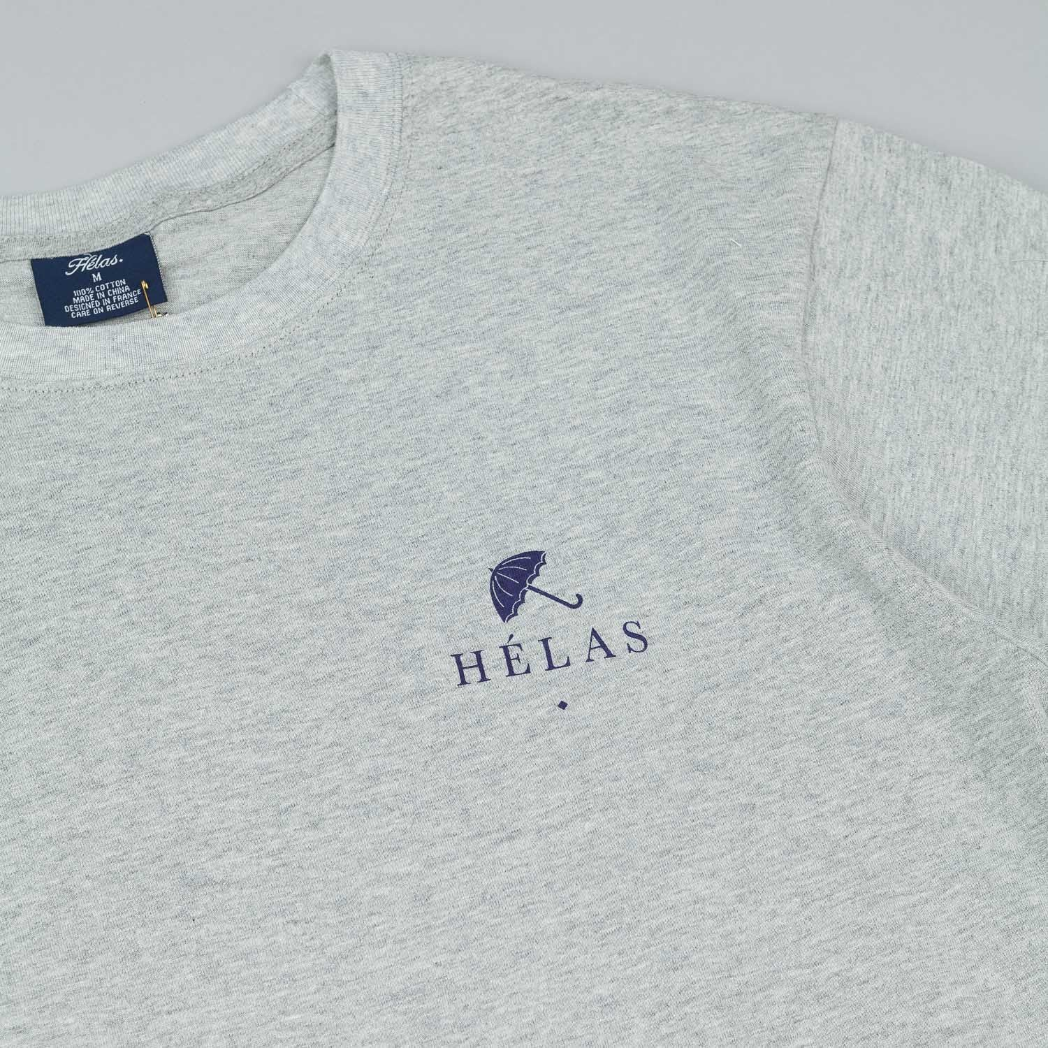 Helas Umbrella T Shirt - Grey