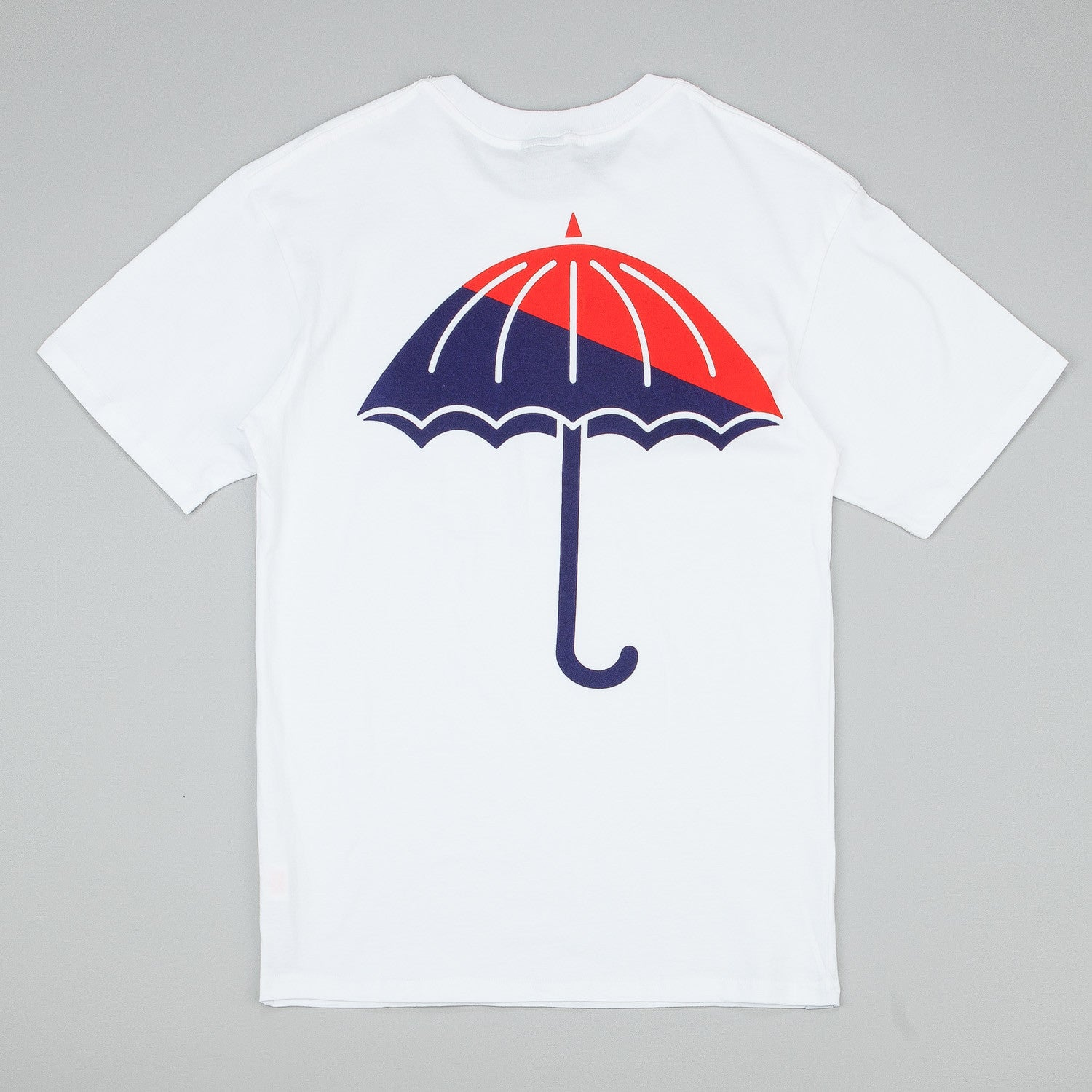 Helas Umbrella T Shirt - White