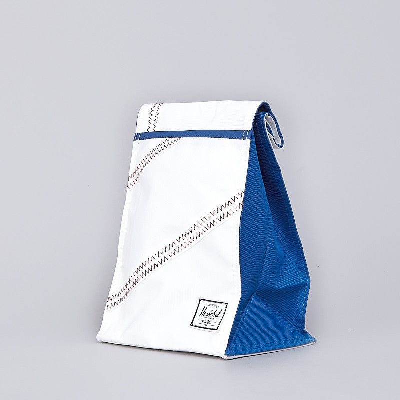 Herschel Canteen Lunch Pack White / Regatta Blue