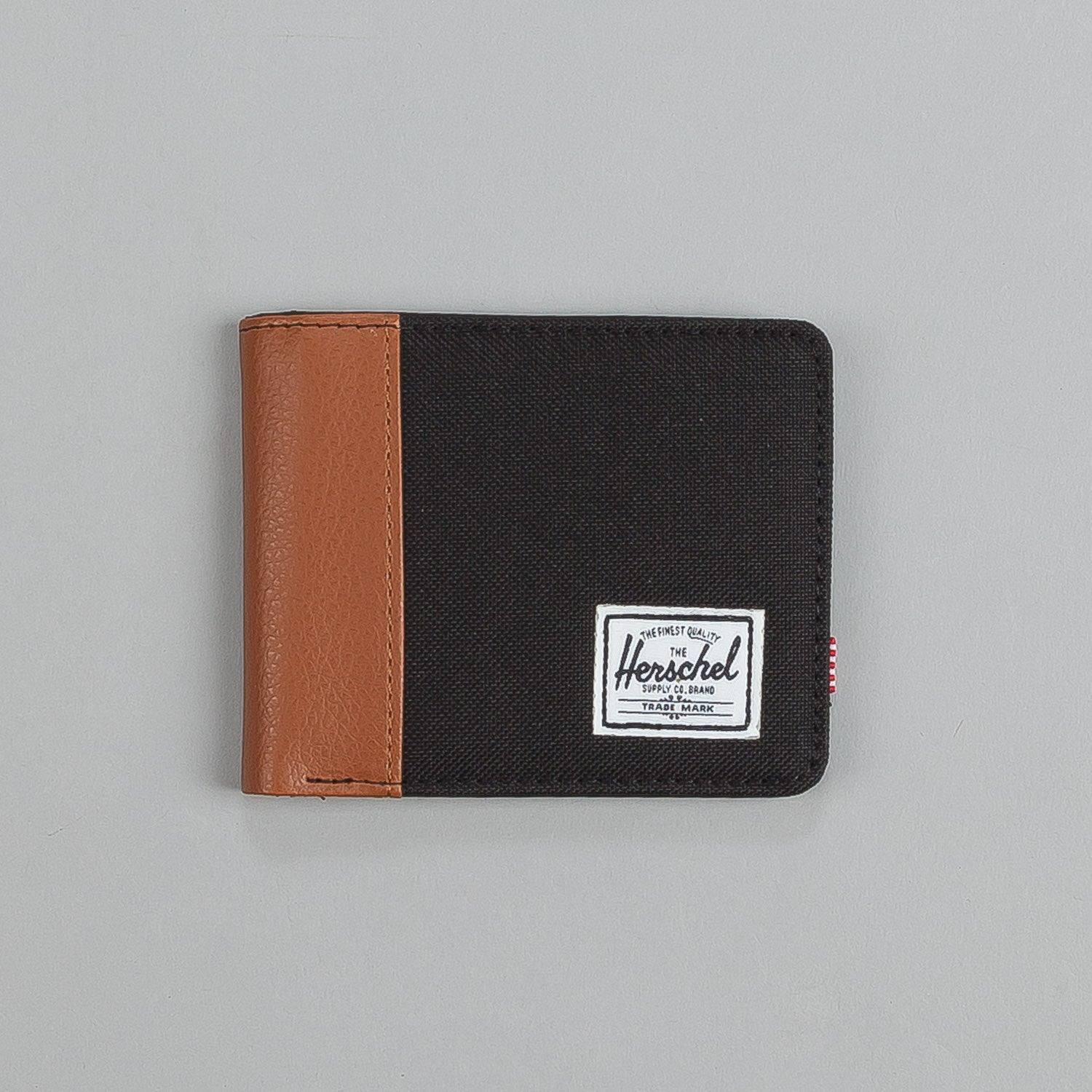 Herschel Edward Wallet Black / Tan