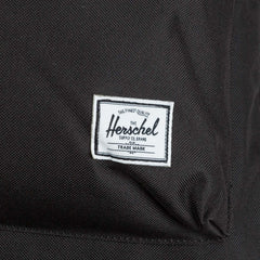 Herschel Heritage Plus Backpack Black Rubber