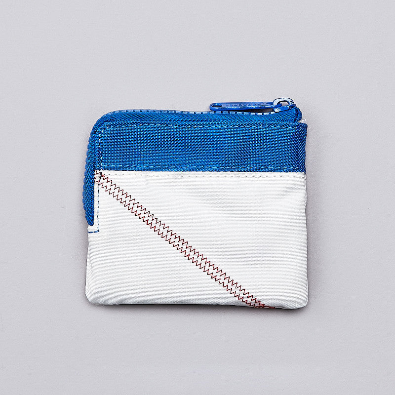 Herschel Johnny Wallet White / Regatta Blue
