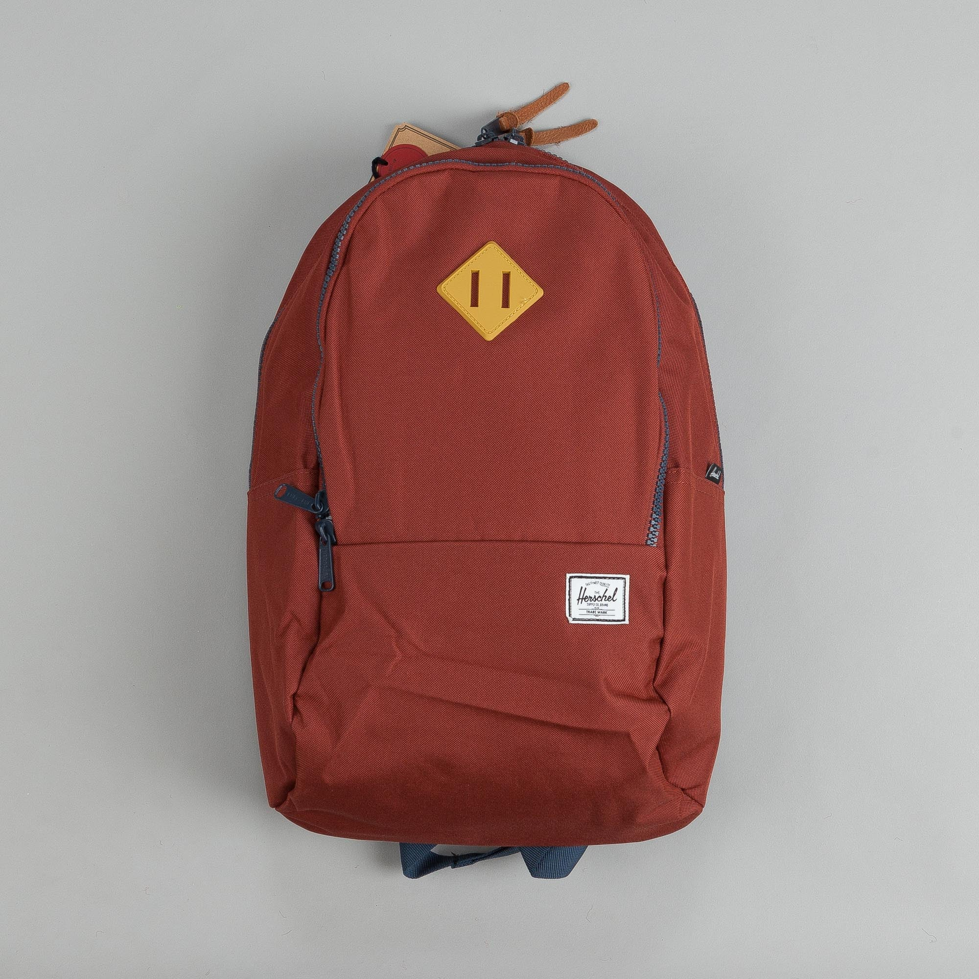 Herschel Nelson Backpack Rust / Navy / Copper Rubber