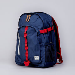 Herschel Parkgate Backpack Navy / Red