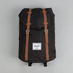 Herschel Retreat Backpack Black