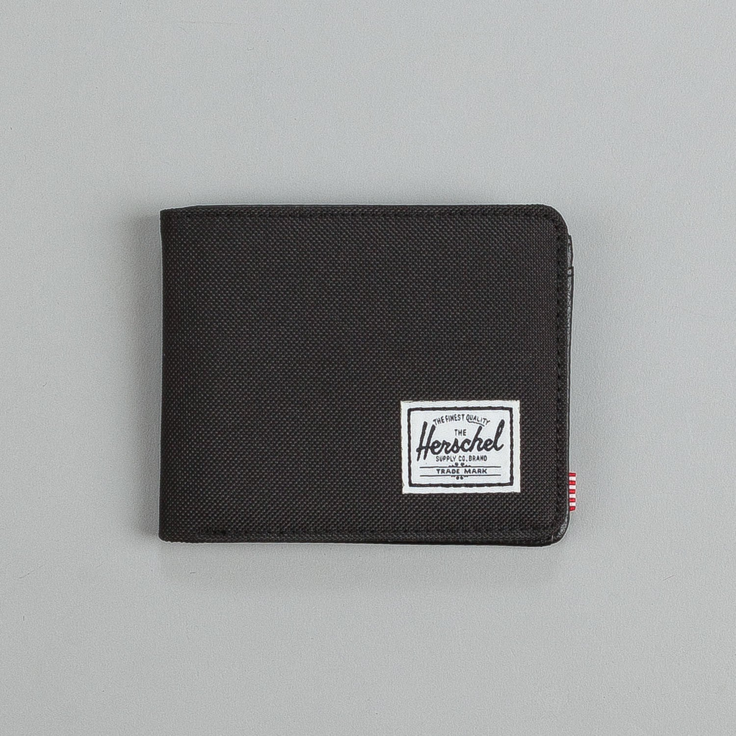 Herschel Roy Wallet Black / Black