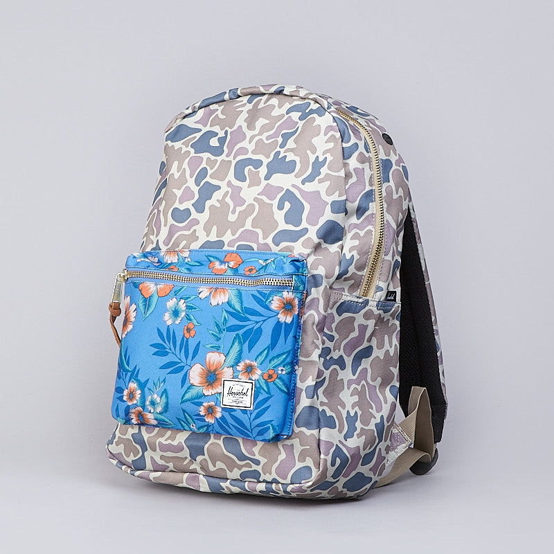 Herschel Settlement Backpack Duck Camo / Paradise