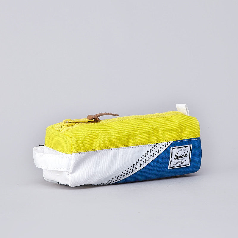 Herschel Settlement Case White / Cardinal Yellow / Regatta Blue