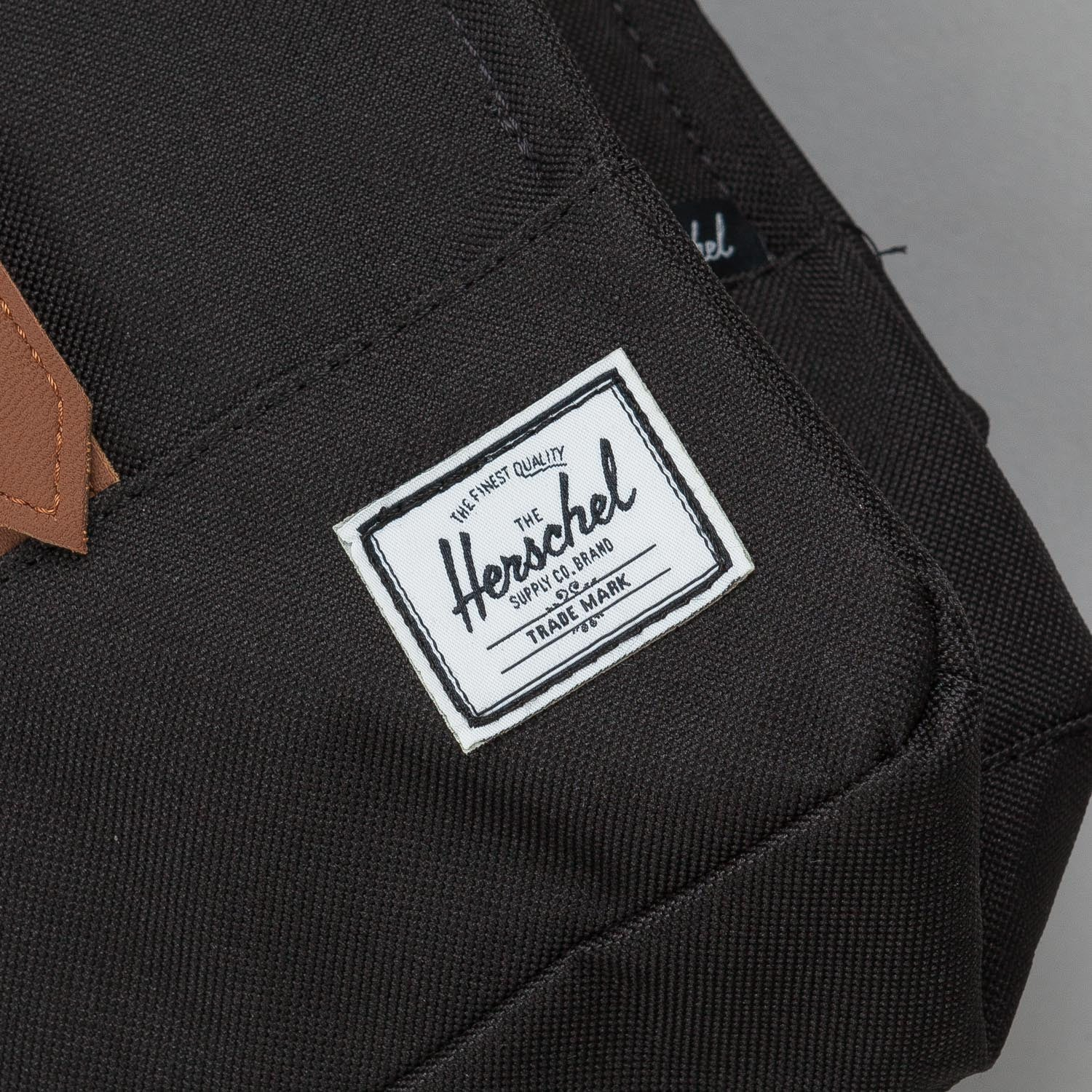 Herschel Survey Backpack Black / Tan