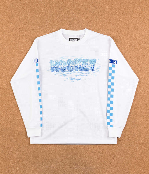 Hockey BMX Jersey - White