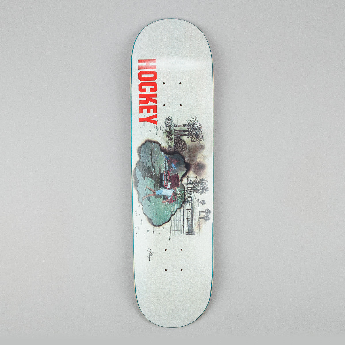 Hockey Donovon Piscopo Surf Riot Deck