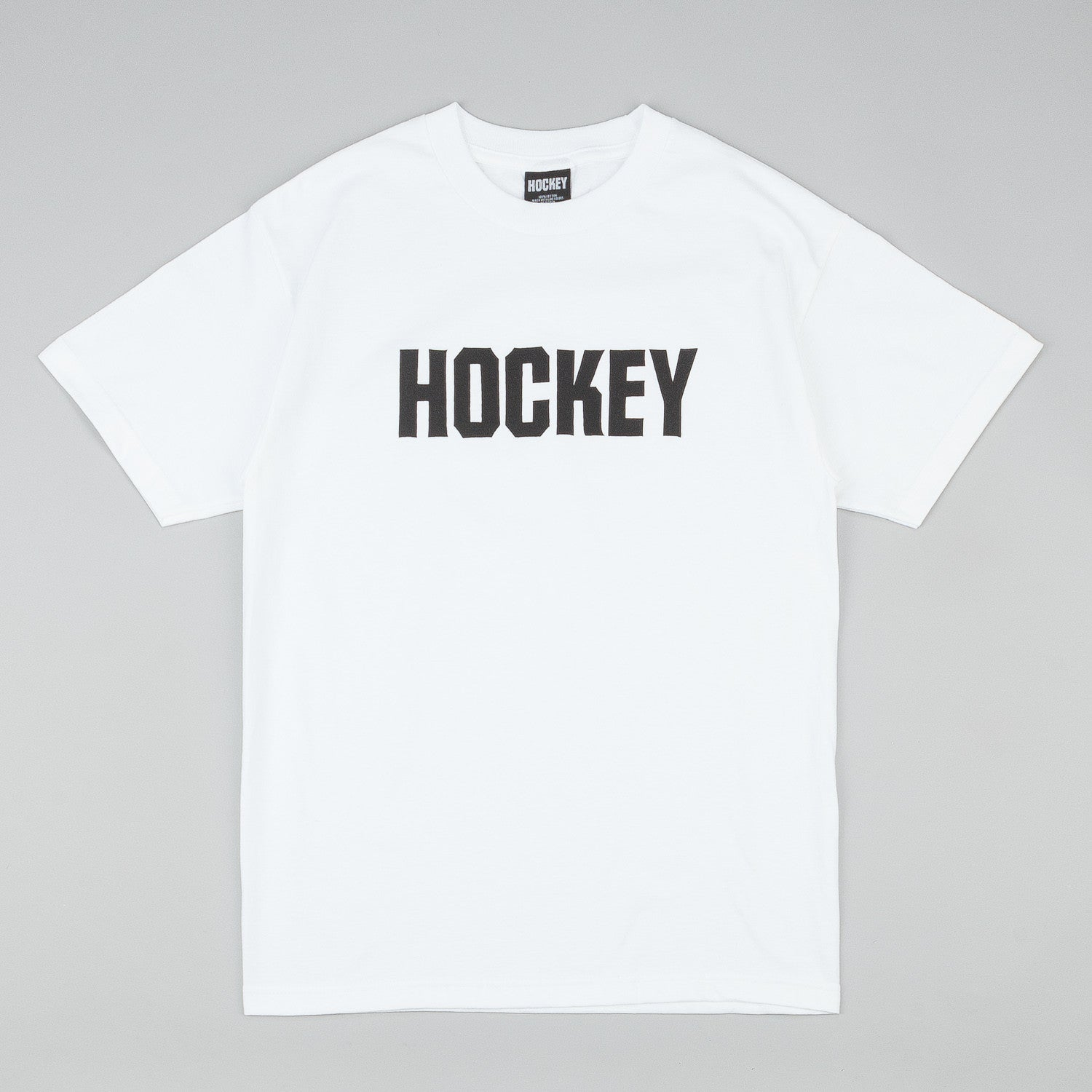 Hockey Logo T-Shirt - White