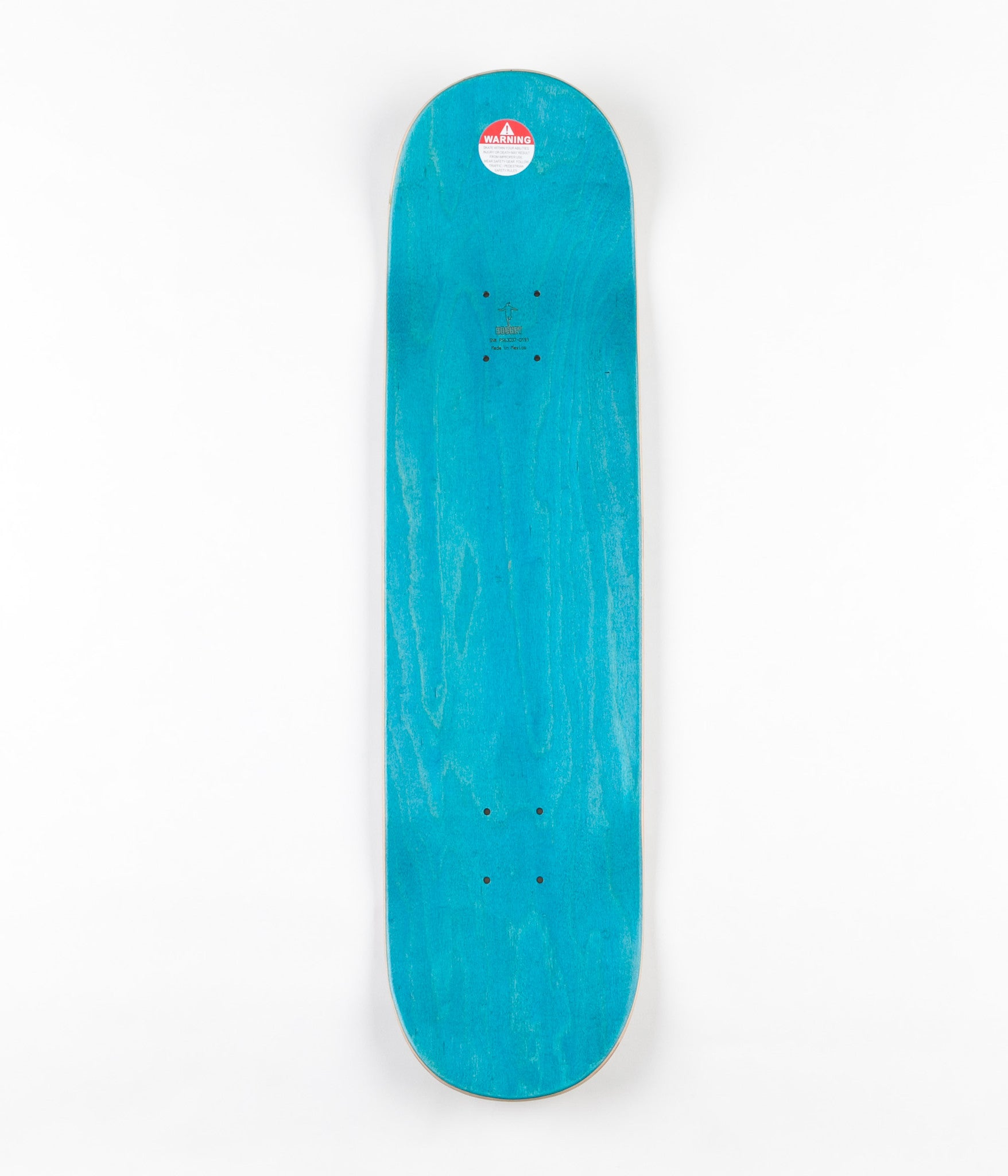 Hockey Vandals Deck - Gold - 8.38""