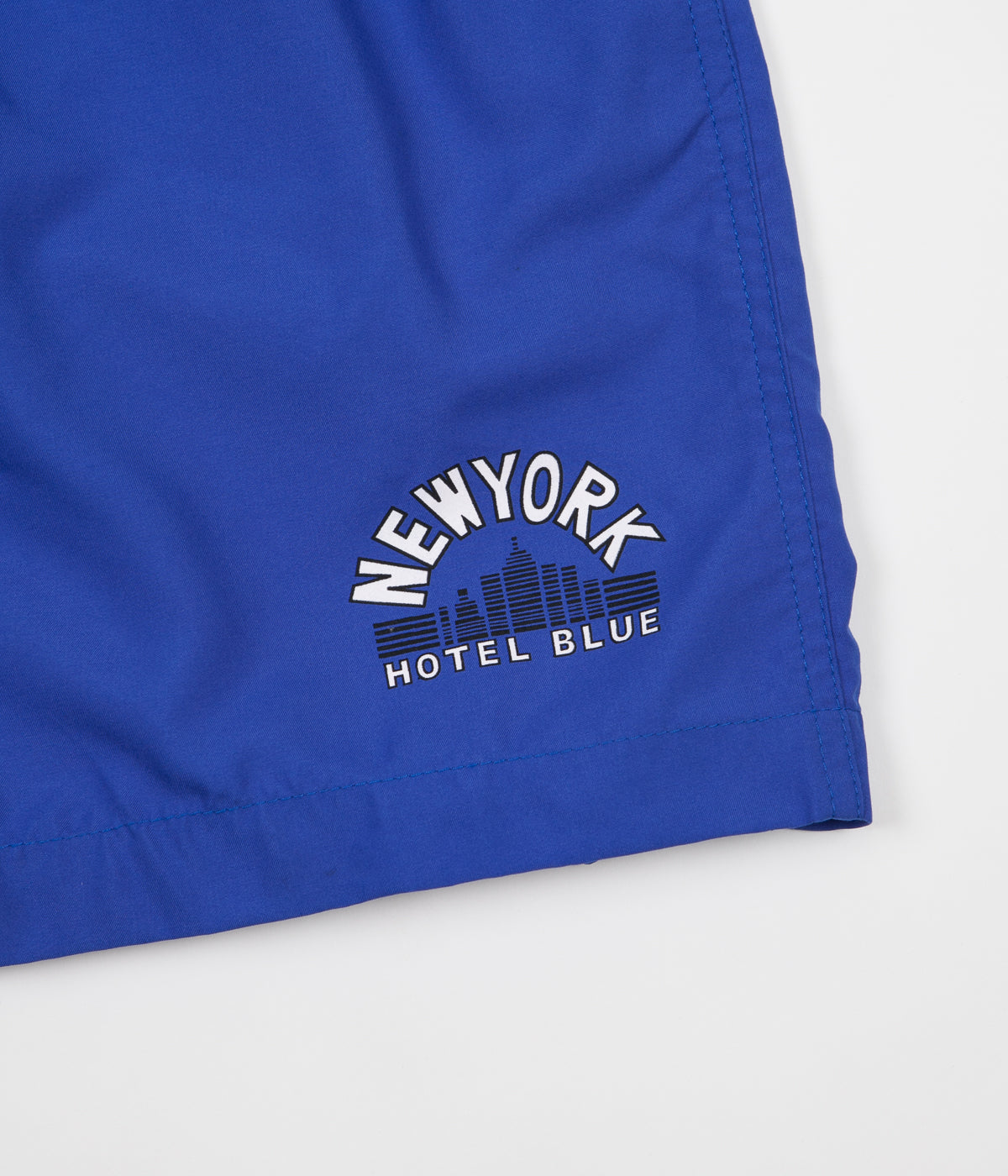 Hotel Blue Skyscraper Short - Royal