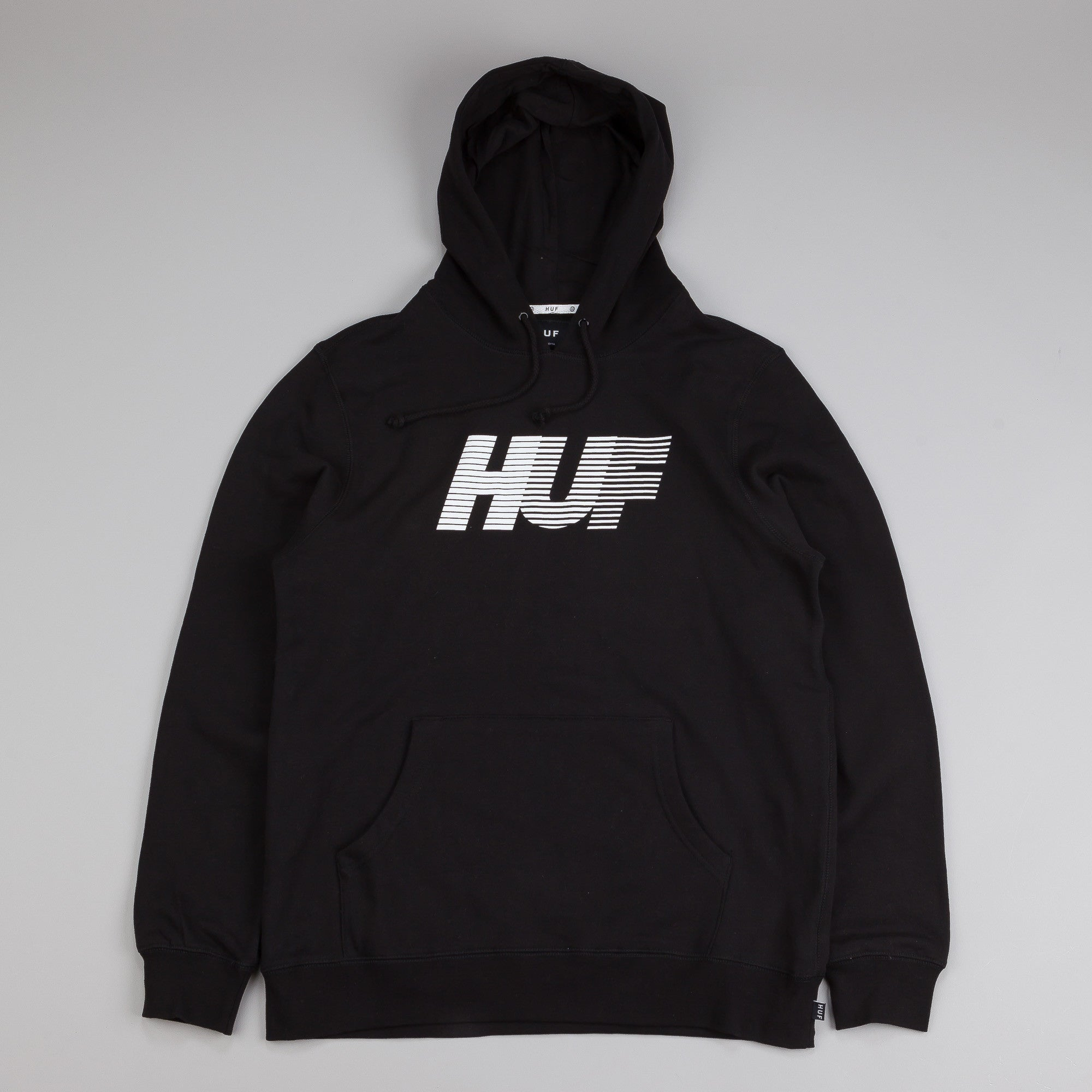 Huf 10K Hooded Sweatshirt Black